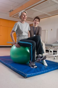 Physical Therapy - Ongoing medical issues